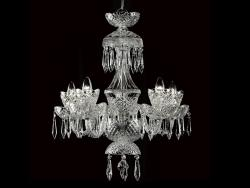 Waterford crystal chandeliers crystal chandelier product range alanagh midi 5 arm single tier chandelier mozeypictures Image collections